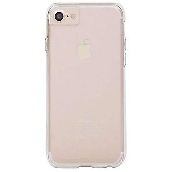 Case-Mate Barely There iPhone 8/7/6s/6 caso - claro