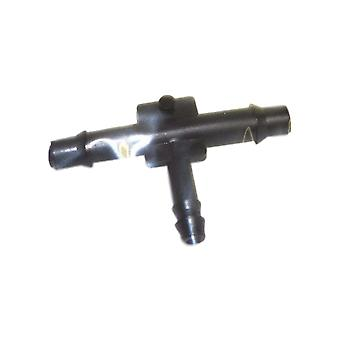Big A Service Line 3-71333 Slip-Not Tee Fitting 3/16