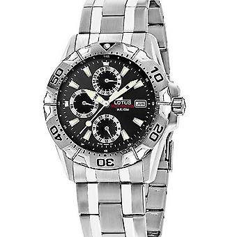 Lotus watches mens chronograph sport 15301-6