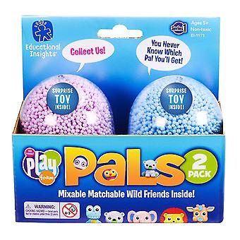 Playfoam risorse di apprendimento Pals 2 Pack - 1 colore forniti in modo casuale
