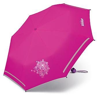 Scout Butterfly girl children school Pocket umbrella umbrella child umbrella