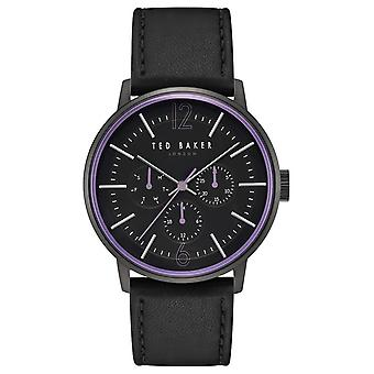 Ted Baker men's watch black