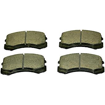 Monroe CX904 Ceramic Premium Brake Pad Set