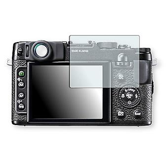Fujifilm X 10 screen protector - Golebo crystal clear protection film
