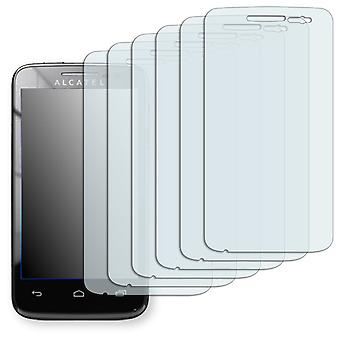 Alcatel one touch M\'pop 5020D screen protector - Golebo crystal clear protection film