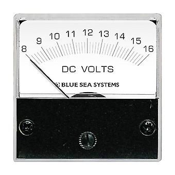 Blue Sea 8028 DC Analog mikro Voltmeter - 2