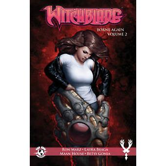 Witchblade - Volume 2 - Born Again by Laura Braga - Ron Marz - 97816321