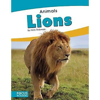 Animals - Lions by Animals - Lions - 9781635179521 Book