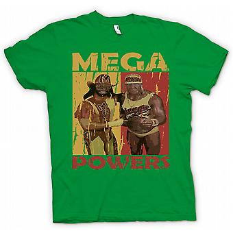 Kids T-shirt - Mega Powers Classic Wrestling