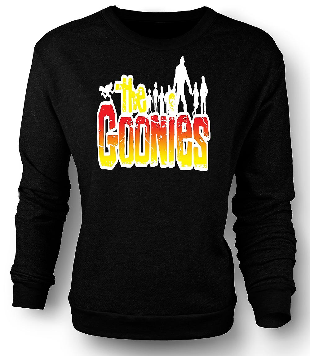 Mens Sweatshirt The Goonies - Sloth Chunk - Funny
