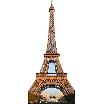 Eiffeltoren - Lifesize karton gestanst / Standee