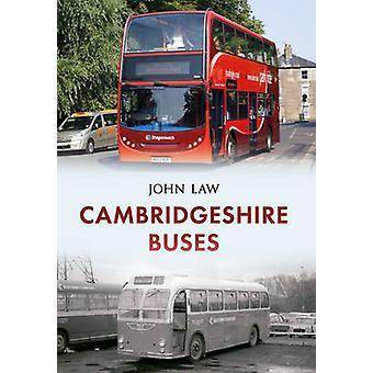 Cambridgeshire busser af John lov - 9781445656403 bog