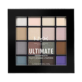 NYX Prof. MAKEUP Ultimate Shadow Palette-Cool Neutrals