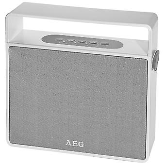 AEG högtalare bluetooth/MP3/USB BSS 4830 vit