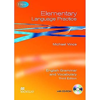 Pratique de la langue primaire: SB - clé