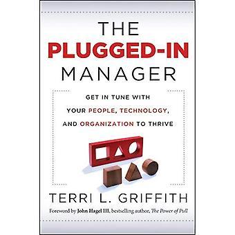 O gerente conectados em: Ficar em sintonia com o seu povo, tecnologia e organização para prosperar
