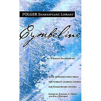 Cymbeline (New Folger Library Shakespeare)