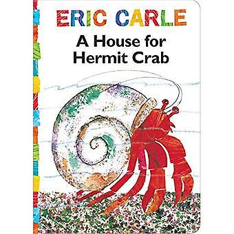 Een huis voor heremietkreeften (klassieke Board Books)
