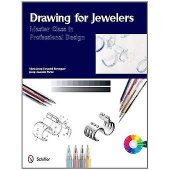 Tekenen voor juweliers: Master Class in professioneel ontwerp