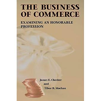 Business of Commerce (Hoover Inst Press Publication)