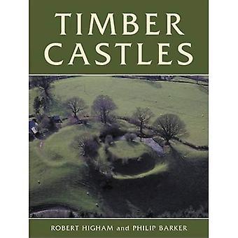 Châteaux de bois (études d'Exeter dans l'Europe médiévale)