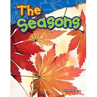 Les saisons (Grade 1) (Science lecteurs)