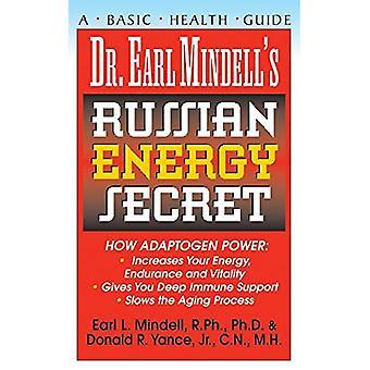 Dr.Earl Mindell's Russian Energy Secret