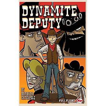 Dynamite adjunct (volle vlucht Adventure)
