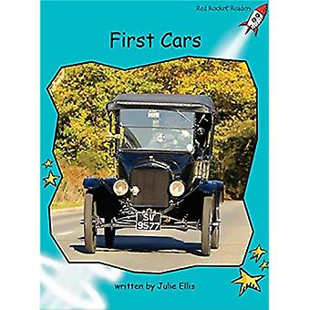 First Cars: Level 2: Fluency (Red Rocket Readers: Non-fiction Set B)