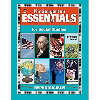 Kindergarten Essentials for Social Studies: Everything You Need - In One Great Resource! (Everything Book)