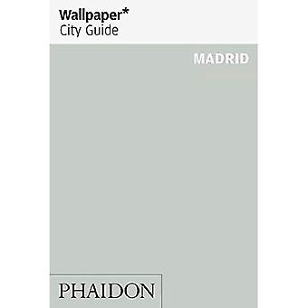 Wallpaper * City Guide Madrid (papier peint)