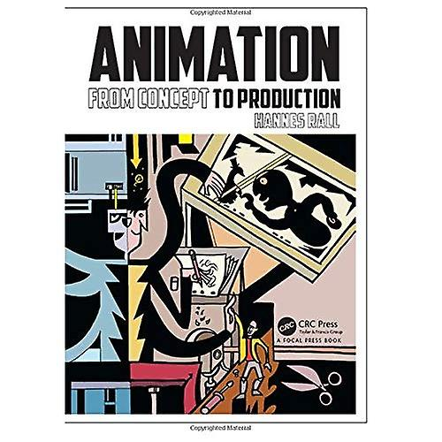 Animation  From Concept to Production