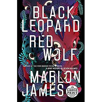 Black Leopard, Red Wolf (Dark Star Trilogy)