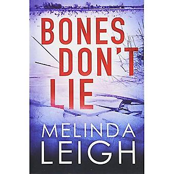 Bones Don't Lie (Morgan Dane)