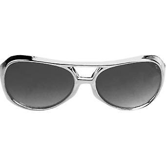 Glasses Rock N Roll Slvr Smoke