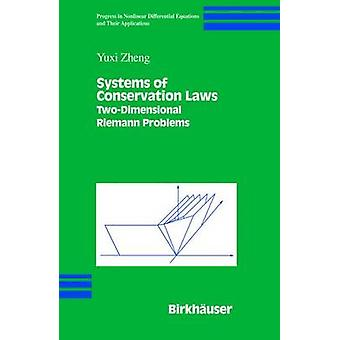 Systems of Conservation Laws TwoDimensional Riemann Problems by Zheng & Yuxi