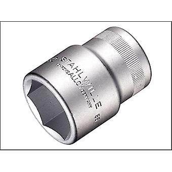 Stahlwille Hexagon Socket 3/4in Drive 23mm