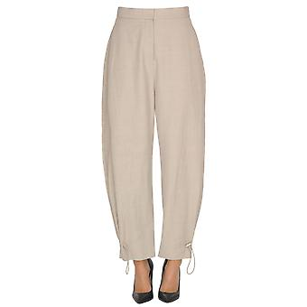 Pantalones de Nylon Beige de Stella Mccartney