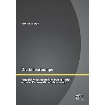Die Linearpumpe Vergleich eines neuartigen Pumpprinzips mit dem MedosVAD im Laborversuch por Lange & Katharina