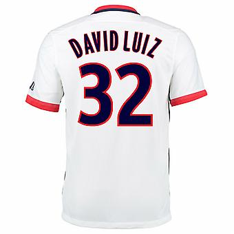 2015-16 PSG Nike loin Kit (David Luiz 32) - Kids
