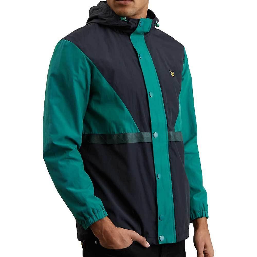 Lyle & Scott Couleur bloc terrasse veste Alpine JK1019V