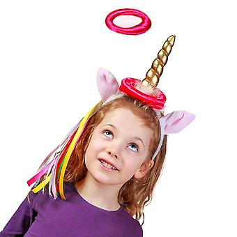 Unicorn hoopla Ring Toss jogo
