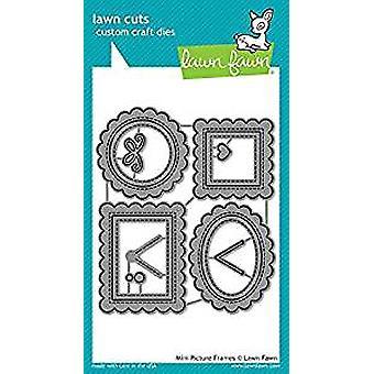 Lawn Fawn Mini Picture Frames Dies (LF1623)