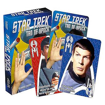Star Trek Tao von Spock Playing Cards