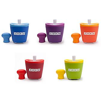 GENUINE Zoku Quick Pop Single Ice Lolly maker - Easy quick to make fun ice pops