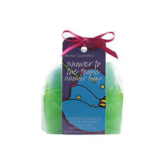 Bomb Cosmetics Shower Soap - Shower To The People