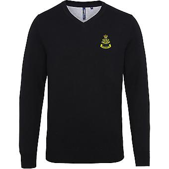 32nd Regiment Royal Artillery (Wessex Gunners) - Licensed British Army Embroidered Jumper