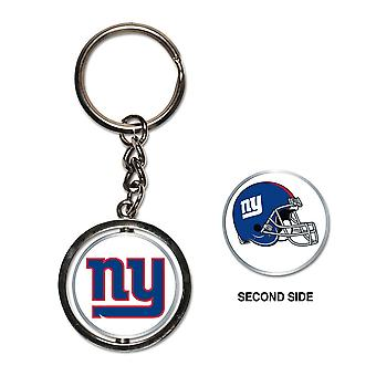 Wincraft SPINNER nyckelring-NFL New York Giants