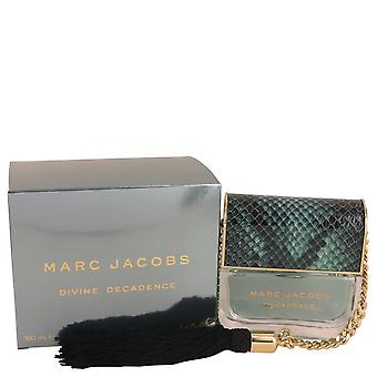 Divine Decadence by Marc Jacobs Eau De Parfum Spray 3.4 oz / 100 ml (Women)