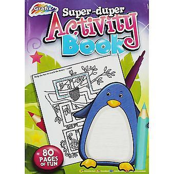Grafix Super Duper Activity Book